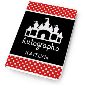 Personalized Notebook - Autograph Book