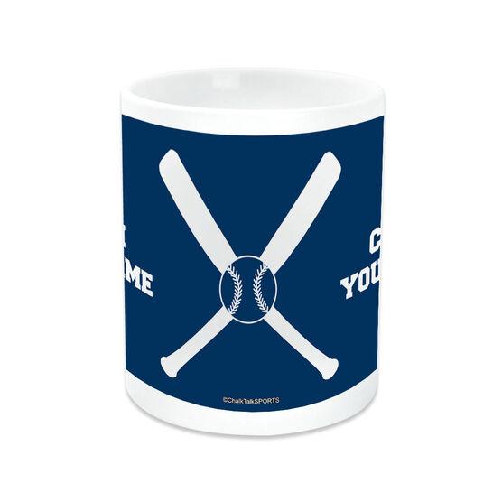 Softball Coffee Mug Coach