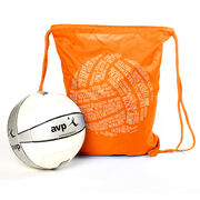 Volleyball Sport Pack Cinch Sack Volleyball Words