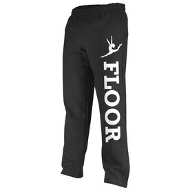 Gymnastics Fleece Sweatpants Floor