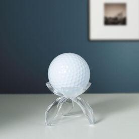 Golf Acrylic Display Stand