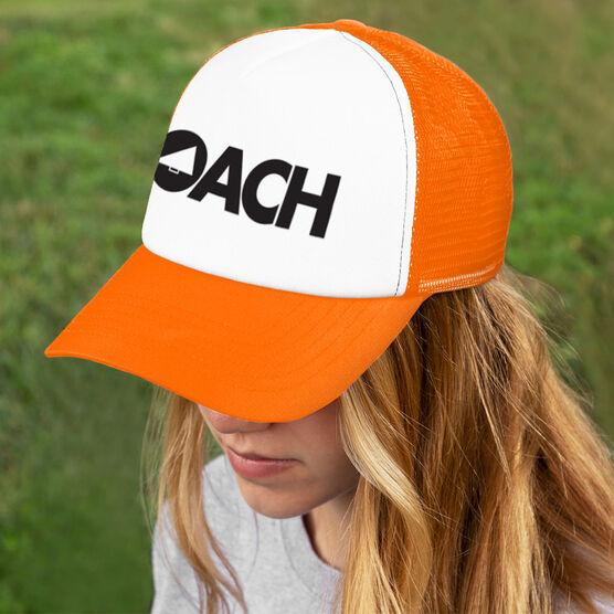Cheerleading Trucker Hat - Coach