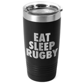 Rugby 20 oz. Double Insulated Tumbler - Eat Sleep Rugby