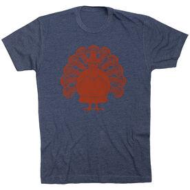 Girls Lacrosse Short Sleeve T-Shirt - Turkey Player