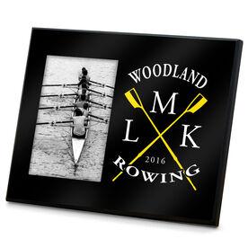 Crew Photo Frame Rowing Club Initials