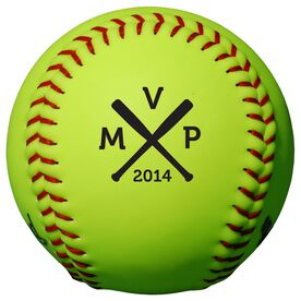 Personalized Softball - MVP