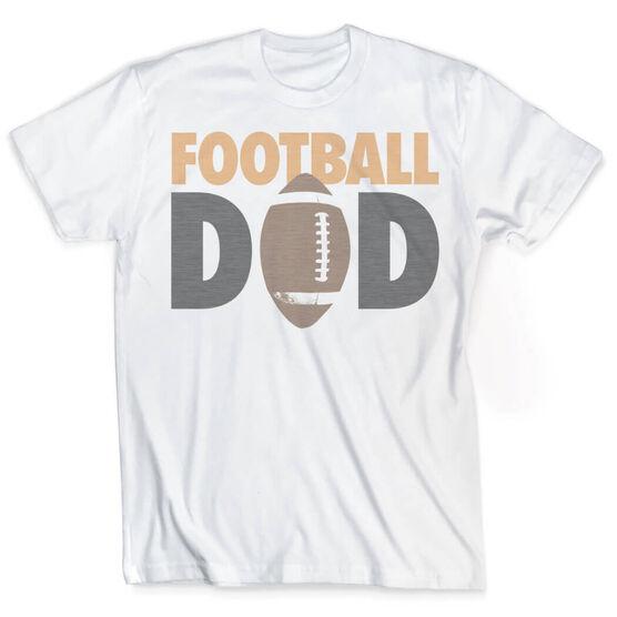 Vintage Football T-Shirt - Dad