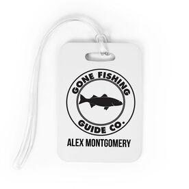 Fly Fishing Bag/Luggage Tag - Custom Logo