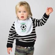 Soccer Baby Bib - Future Baller