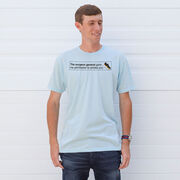 Running Short Sleeve T-Shirt - Permission to Smoke You