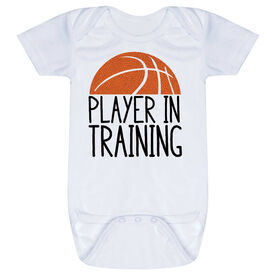 Basketball Baby One-Piece - Player In Training