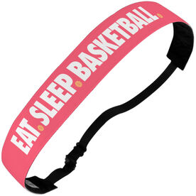 Basketball Julibands No-Slip Headbands - Eat Sleep Basketball