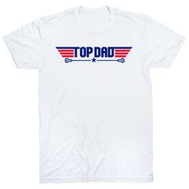 Guys Lacrosse T-Shirt Short Sleeve - Top Dad Guys Lacrosse