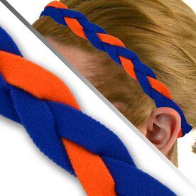 GripBand Headband - Orange Blue