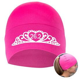 Performance Ponytail Cuff Hat Princess 26.2