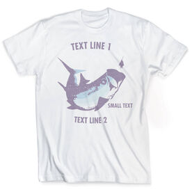 Vintage Fly Fishing T-Shirt - Personalized Wild Tarpon