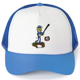 Seams Wild Baseball Trucker Hat - Snax