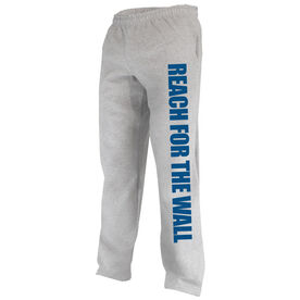 Swimming Fleece Sweatpants Reach for the wall