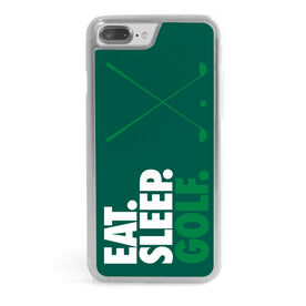 Golf iPhone® Case - Eat. Sleep. Golf.
