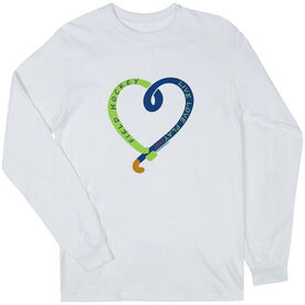 Field Hockey Tshirt Long Sleeve Live Love Play Field Hockey