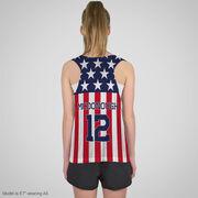 Softball Racerback Pinnie - USA Softball