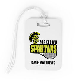 Tennis Bag/Luggage Tag - Custom Logo