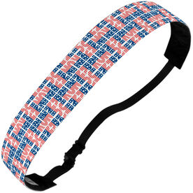 Running Julibands No-Slip Headbands - Run Patriotic