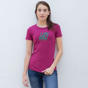Women's Everyday Runners Tee I TRI Like A Girl...Try and Keep Up