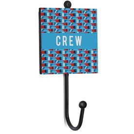 Crew Medal Hook - Crew Pattern