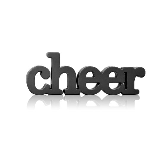 Cheer Wood Words