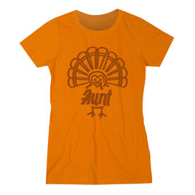 Women's Everyday Tee - Aunt Turkey