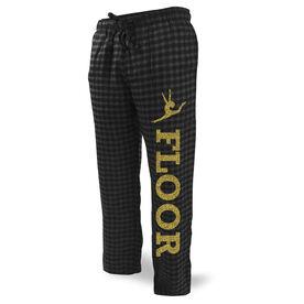 Gymnastics Lounge Pants Floor