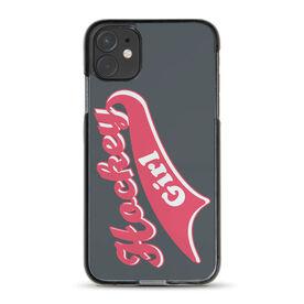 Hockey iPhone® Case - Hockey Girl