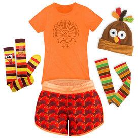 Thanksgiving Run Running Outfit