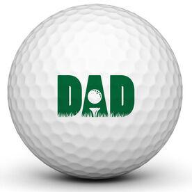 Golf Dad Golf Ball