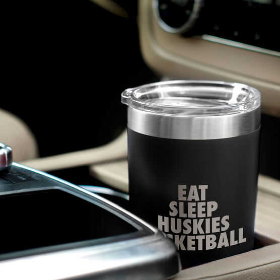 Basketball 20 oz. Double Insulated Tumbler - Personalized Eat Sleep Basketball