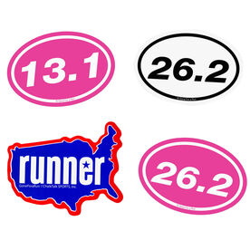 Running Magnet Set - Go the Distance