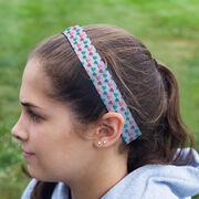 Athletic Juliband No-Slip Headband - Cupcake Pattern
