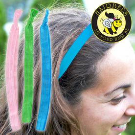 Hairbees Hair Bands- Pastels (Set of 3)