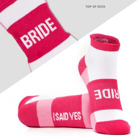 Socrates® Woven Performance Sock - Bride