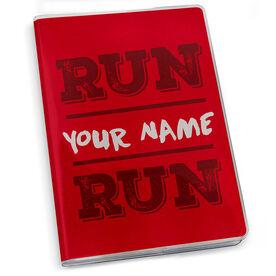GoneForaRun Running Journal - Run Your Name Run