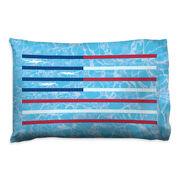 Swimming Pillowcase - American Flag