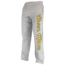 Cheerleading Fleece Sweatpants Cheer Mom