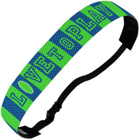 Rugby Julibands No-Slip Headbands - Love To Play