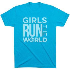 Running Short Sleeve T-Shirt - Girls Run The World
