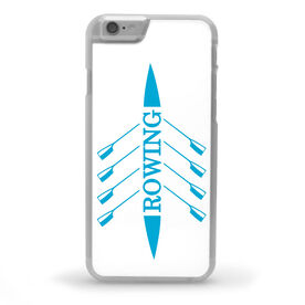 Crew iPhone® Case - Rowing Boat