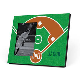 Baseball Photo Frame - My Baseball Field