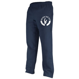 Wrestling Fleece Sweatpants Never Tap Out
