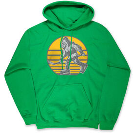 Hockey Hooded Sweatshirt - BigSkate
