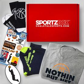 Basketball SportzBox Gift Set - Jump Shot